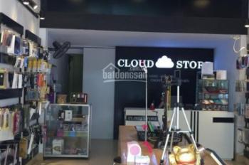Cho thuê cửa hàng kinh doanh mặt phố Tô Hiệu lớn. Diện tích 60m2, MT 4,5m