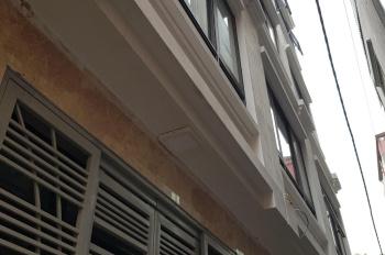 Bán nhà 5 tầng, hướng Tây Bắc, tổ 15 phường Gia Thụy. Giá chỉ 2,65 tỷ