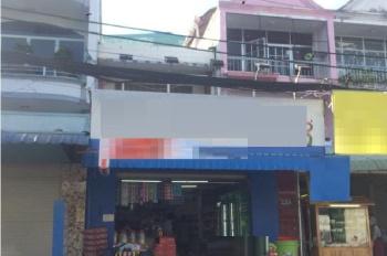 Nhà mặt tiền khu đông dân qua lại đường Lê Văn Thọ, Q. Gò Vấp, DT 4,2x20m