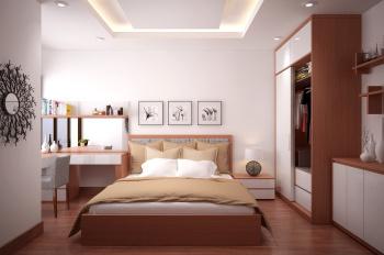 Cho thuê nhà riêng phân lô Lạc Trung - Kim Ngưu, 36m2 * 3T, ô tô đỗ cửa, nhà có 3 phòng ngủ