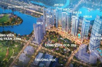 Chính thức ra mắt M2 Eco Green Sài Gòn giá Rumor chỉ từ 2,1 tỷ/2PN, full nội thất 5*. LH 0938636538