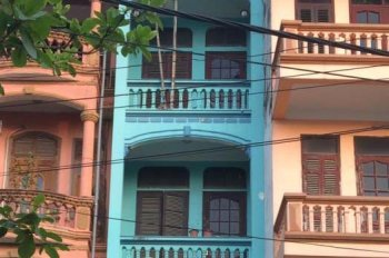Bán nhà mặt phố Quang Trung, Hà Đông, gần lối tàu trên cao