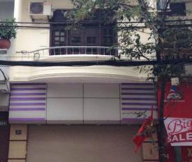 Cho thuê nhà MP tại Lý thường kiệt, 55m2 x 5 tầng, MT 4,8m, giá 60tr/th, LH: 0836309999