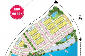 Đất nền sổ đỏ khu đô thị Long Hưng, giá chỉ từ 14tr/m2, khu 5, kề sông, mặt tiền đường 33m, giá tốt