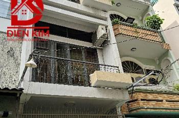 Cho thuê nhà nguyên căn hẻm 36 D2 - Nguyễn Gia Trí diện tích 4,5x20m 1 trệt 2 lầu, LH 0702270000