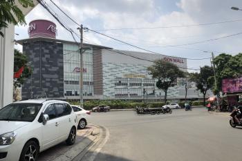 MTKD 21m có lề đối diện Aeon Tân Phú 4.4x18, sổ đẹp. Vị trí đắc địa ngay góc Bờ Bao Tân Thắng, TKTQ