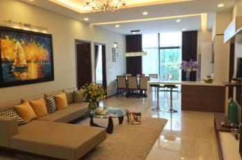 Cho thuê căn hộ 172 Ngọc Khánh 13 triệu/tháng, đủ đồ 130m2, 3 ngủ, LH: 0968119926