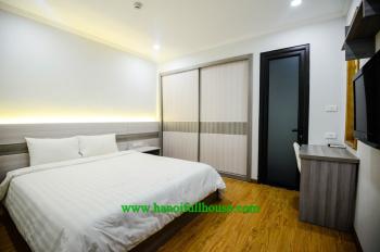 Căn hộ đẹp, 1 phòng ngủ, nhiều ánh sáng gần trung tâm Lotte, 0972672688