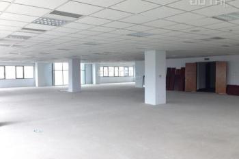 Cho thuê văn phòng tòa nhà Toyota Phạm Hùng diện tích từ 300m2 - 1500m2 giá 300 nghìn/m2/th