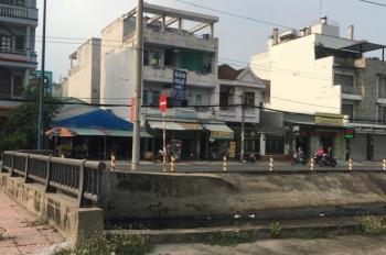Bán nhà 2 MT đường Trần Văn Giàu, Tân Tạo, Bình Tân, 8 x 32m, 3.5 tấm, 23.5 tỷ, LH 0934081118