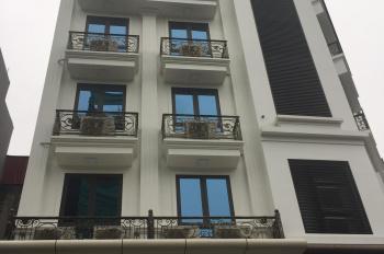 Cho thuê nhà tại Nguyễn Quốc Trị, Cầu Giấy, Hà Nội. DT 120m2 * 7T, 1 hầm, MT 7m, giá 110 tr/th