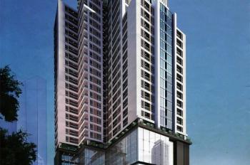 Bán căn hộ 2 PN mặt đường Liễu Giai tầng 18, đầy đủ nội thất. Được vay lãi suất 0% 18 tháng 4,3x tỷ