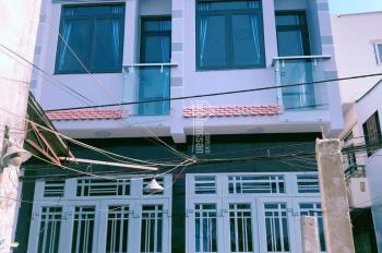 Nhà quận 8, DT 3 x 10m, bên Bến Phú Định (trong hẻm)