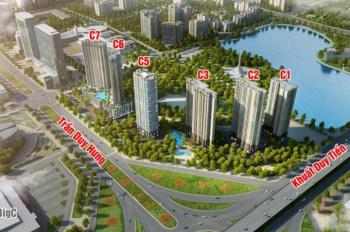Chính chủ cần bán gấp căn hộ C61910 chung cư cao cấp D'capitale Trần Duy Hưng, Hà Nội
