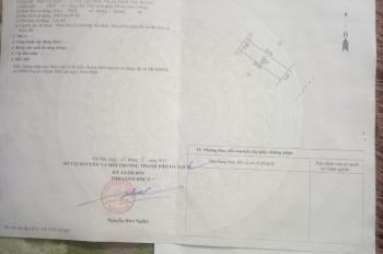 Chính chủ tôi bán lô đất 100m2, 1 tỷ 880 triệu thị trấn Liên Quan, Thạch Thất, Hà Nội, 0854059999
