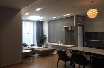 Chính chủ cho thuê căn hộ 4PN, full nội thất cao cấp, tại tòa nhà Vinhomes Metropolis chỉ 40tr/th