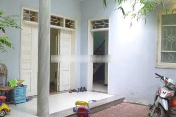 Bán nhà 36 trong ngõ 515 Hoàng Hoa Thám dt đất 100m2, 3 tầng 8 phòng, sân rộng, SĐCC giá 6,95 tỷ