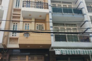 Nhà 3 tấm hẻm rộng cần cho thuê đường Nguyễn Thái Sơn, P. 3, Gò Vấp