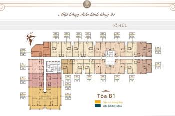 Thu hồi vốn đầu tư bán gấp CH Roman Plaza, T1616, DT 77m2 view nội khu, 26tr/m2. LH: 0976 807 257