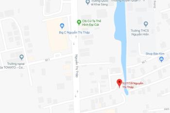 Gia đình kẹt tiền cần bán gấp lô đất 134m2 đường Nguyễn Thị Thập, Phường Bình Thuận, Quận 7