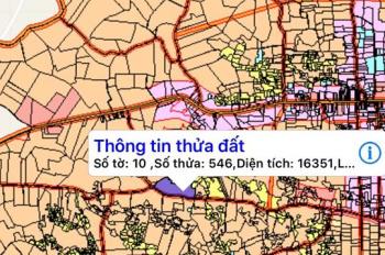Nhà vườn Phú Điền, 16.351m2, trệt, 5 tỷ 500 triệu