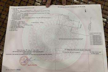 Tôi cần bán căn nhà đường 2/4 Nha Trang, MT 6.3m, DT: 138m2, gần KDL Tháp Bà Ponagar: 0973789900