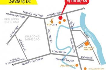 Mở bán đợt 1 KDC Phước Thiện, đối diện dự án Vincity Q9, giá 20tr/m2, 80m2, SHR 0922011001 Đạt
