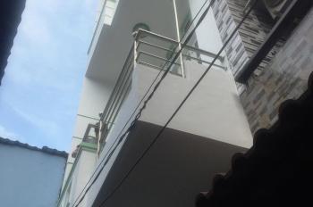 Cần bán gấp nhà chính chủ - giá rẻ, sổ hồng riêng - có hoàn công, diện tích 3 x 7m, 1 trệt 2 lầu
