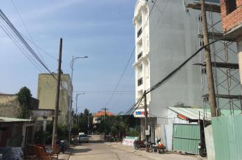 Bán 216m2 mặt tiền 12m, hẻm Trần Hưng Đạo, cách biển chỉ 100m, làm khách sạn cực đẹp