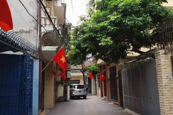 Bán nhà khu phân lô vip ngõ 66, Yên Lạc, 75m2 x 4T mới như biệt thự, giá 7,1 tỷ, ngõ PL ô tô vào