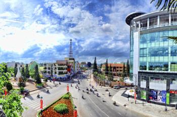 Mở bán khu dân cư 85ha ngay QL1A, Xuân Lộc, Đồng Nai, 450 triệu, 500m2, sổ đỏ trao tay, 0931864149