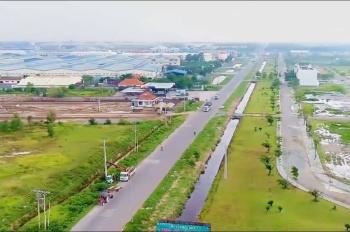 Cần bán gấp lô đất nền Sài Gòn Eco Lake, tại huyện Đức Hòa, Long An