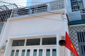 Bán nhà hẻm đường Hậu Giang, Q6, DT: 4x15m 2 lầu, giá 3 tỷ TL