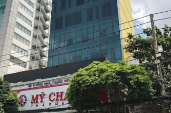 Chính chủ cần bán tòa nhà 1 hầm, 10 lầu, MT Cao Thắng, đang cho thuê 570 triệu, giá 110 tỷ