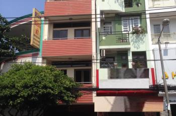 Cho thuê nhà gấp nguyên căn MT đường Bình Phú, P11, Q6. Diện tích nhà: 4x20m, 1 trệt, 3 lầu