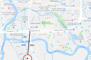 Sang mặt bằng Lê Văn Lương, Nhà Bè
