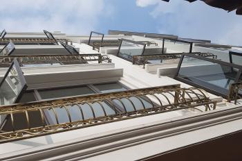 Bán 5 căn xây mới 30m2 x 4.5 tầng chợ Đồng Dinh, ô tô đỗ cổng giá 2.25 tỷ. LH: 0988211190