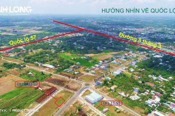 Chính chủ cần bán đất mặt tiền đường Số 7, Phường 5, Vĩnh Long. KDC Hưng Thịnh đang mở bán