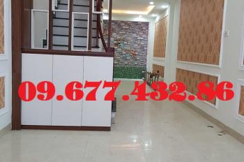 Bán nhà cực đẹp 36m2*4T (lửng), ngõ thông, 2 mặt thoáng ngã tư Hà Trì-Hà Cầu-Hà Đông, 0967743286