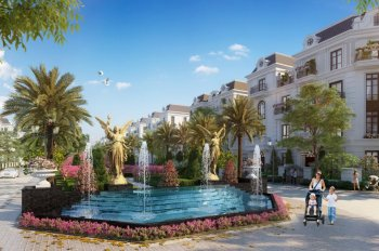 Bán suất ngoại giao view hồ 6,1 ha dự án Elegant Park Villa, quận Long Biên. LH: 0947.189.339
