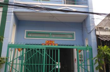 Nhà lầu đúc kiên cố Bình Tân đường 8m