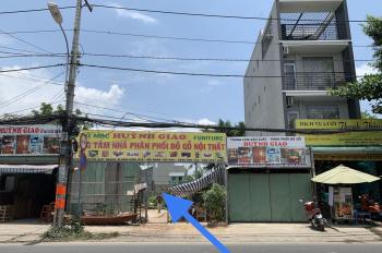 Bán gấp đất mặt tiền 820A Nguyễn Duy Trinh