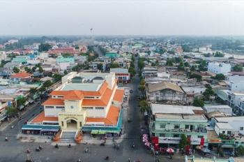Chính chủ bán gấp 3 nền đất khu dân cư thị xã Kiến Tường, mặt tiền đường Lê Duẩn, Lý Thường Kiệt