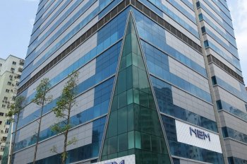 Cho thuê văn phòng Diamond Flower 1 Hoàng Đạo Thúy hơn 2000m2 với 6 thang máy (0976.075.019)