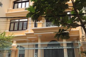 Bán nhà mặt tiền đường Lam Sơn P2, Tân Bình DT: 7,2m x 17m kết cấu 3 lầu hiện đang cho thuê 50tr/th