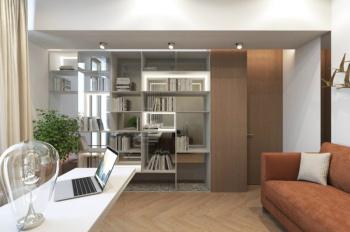 Bán căn hộ 70m2 full đồ ở ngay chung cư Xuân Mai Spark giá 1,2 tỷ