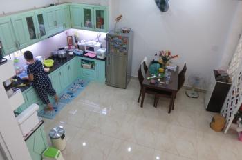 Bán nhà đẹp trệt, 2 lầu, sân thượng, đầy đủ nội thất đường Nguyễn Thượng Hiền, P6
