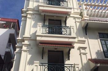 Cho thuê nhà tại ngõ 83 Trần Duy Hưng, Trung Hòa, Cầu Giấy, Hà Nội. DT 60m2 * 5 tầng, 1 hầm, MT 5m