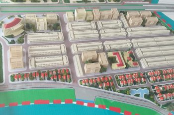 Bán cặp nền đường Số 16 khu Hồng Loan 5C, Cần Thơ