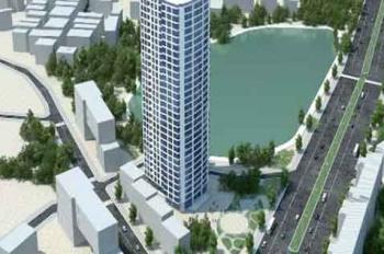 Cho thuê văn phòng Ngọc Khánh Plaza, số 1 Phạm Huy Thông, DT 67m2, 90m2, 200m2, 500m2